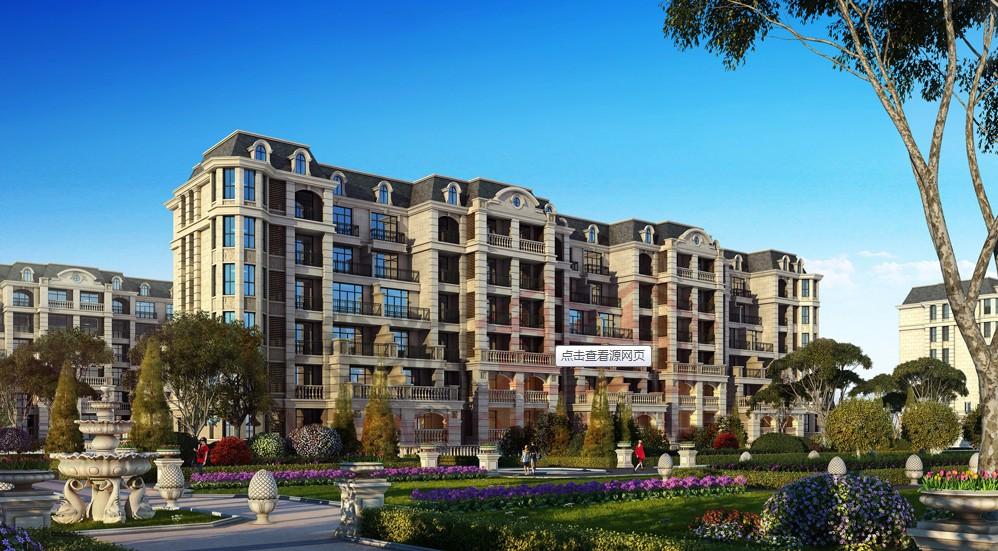 万华城一期多层住宅(洋房)、别墅区万博app最新版收集系统