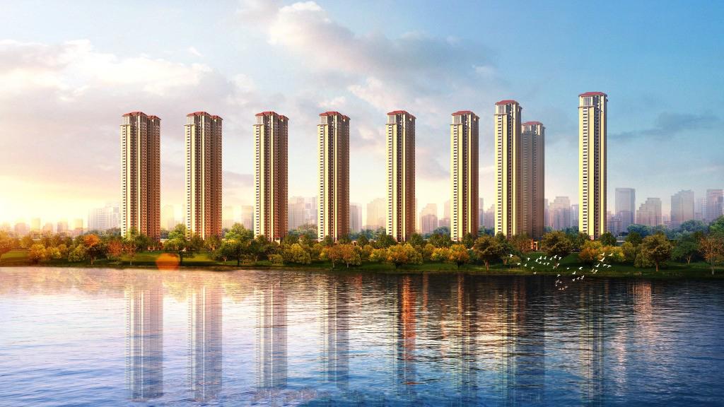 长沙恒大江湾三期万博app最新版收集利用工程