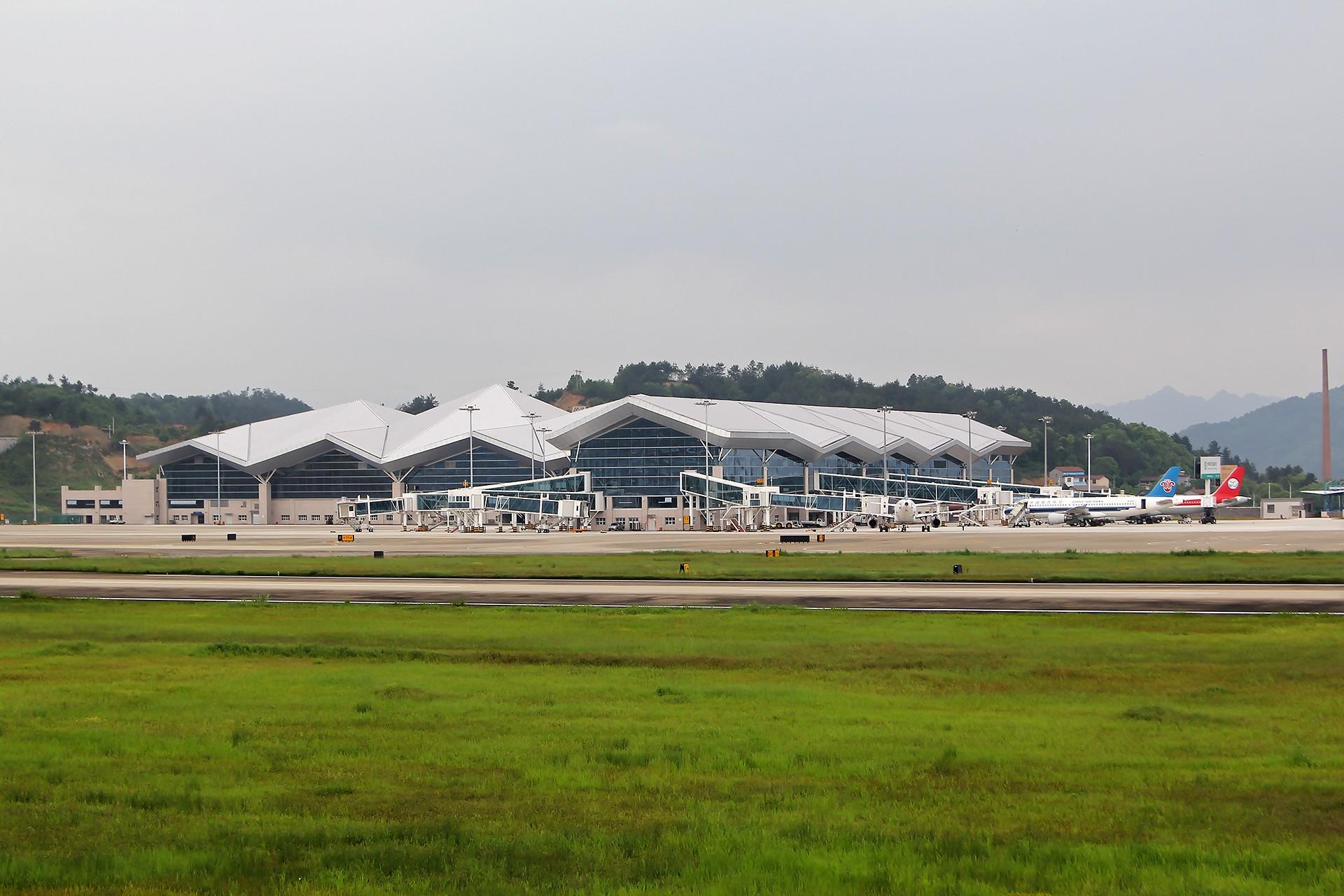 张家界荷花机场污水处理项目