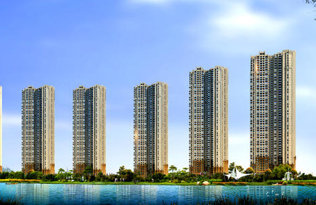 长沙碧桂园南城首府项目二期万博app最新版收集系统工程